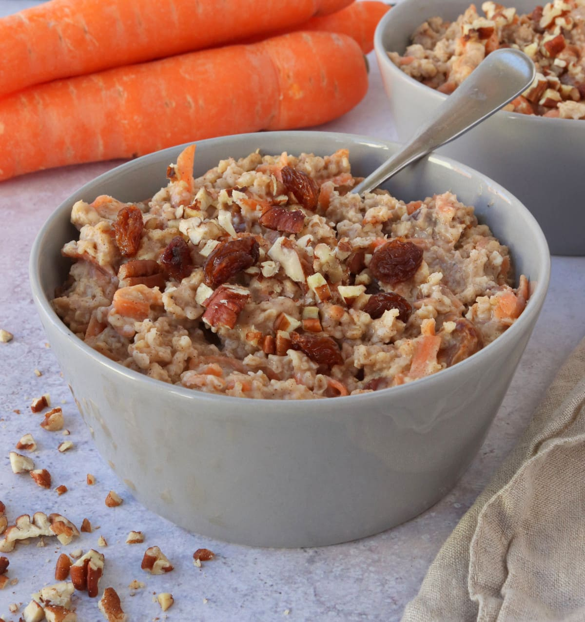 Carrot Cake Porridge