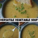 Versatile Vegetable Soup